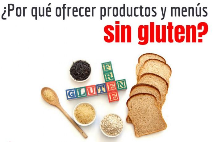 Jornada QuAli-Fícate! ¿Por qué ofrecer productos y menús sin gluten?