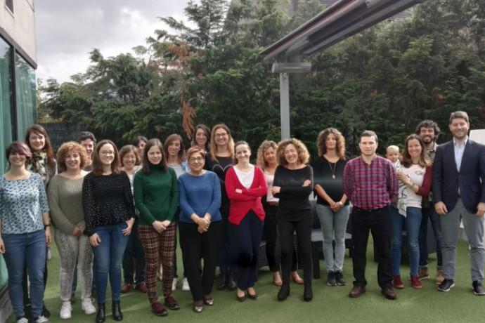 Reunión de trabajo en el marco del programa Compromiso Biosphere Gijón/Xixón