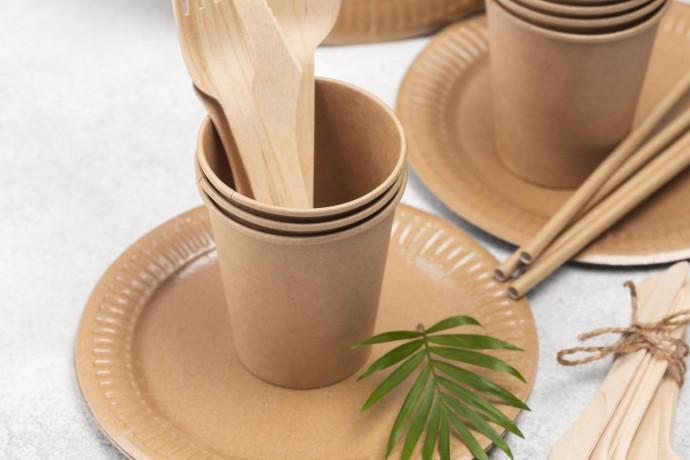 Packaging sostenible y servicio a domicilio