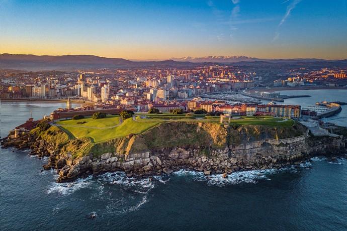 Concejos de Asturias en Nivel 4+ (riesgo extremo)