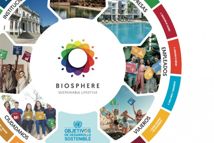 Presentamos Biosphere Sustainable Lifestyle