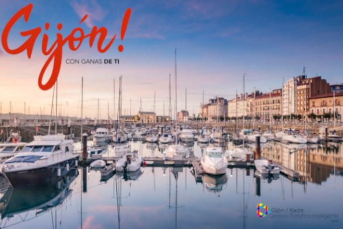 Gijón/Xixón, con ganas de ti