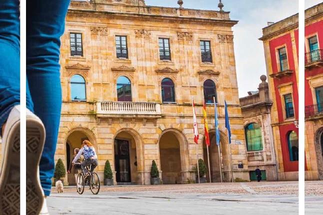 """Nuevo folleto """"Culrutas. Rutas Culturales por Gijón/Xixón"""""""