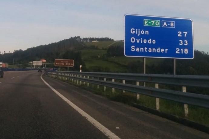 Restricciones de movilidad en Asturias