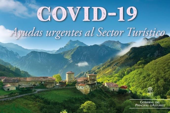 Convocadas nuevas ayudas COVID para el sector turístico, hostelero y de restauración de Asturias