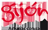 Logotipo Gijón/Xixón Turismo Profesional